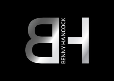 Desain Logo & Brand Benny Hancock