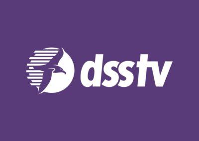 Desain Logo DSS TV